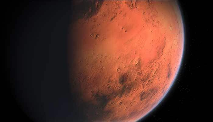Mars may have underground volcanic activity