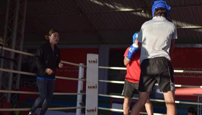 Maiden simultaneous competitions for men, women in Asian Boxing Championship