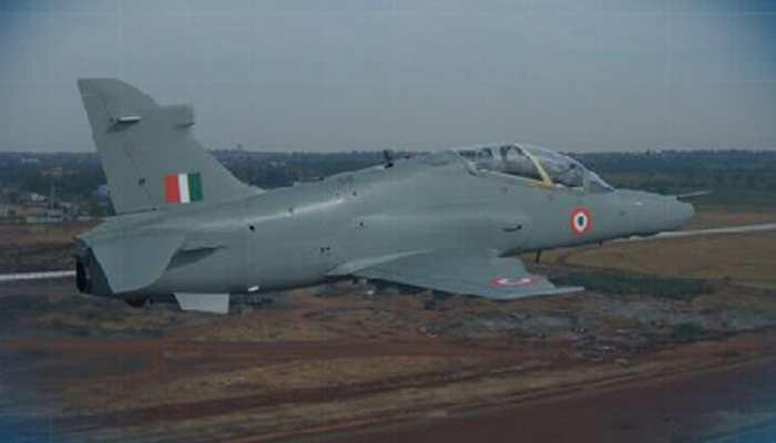 IAF to demonstrate its advanced jet trainer aircraft Hawk MK132 at Vayushakti 2019