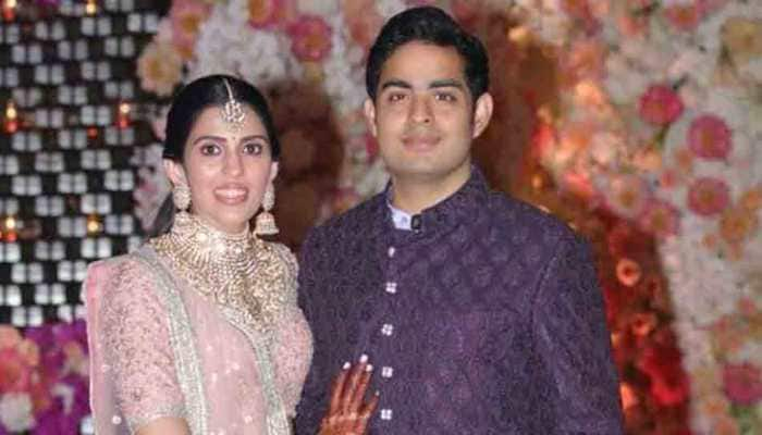 Akash Ambani and Shloka Mehta's wedding card is all things royal