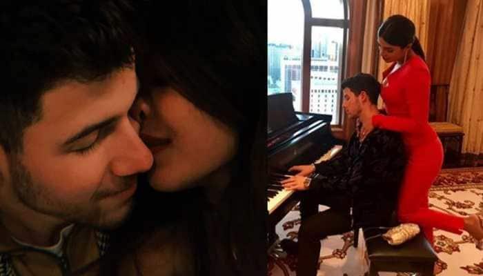 Priyanka Chopra and Nick Jonas' Valentine's Day posts are too cute to miss