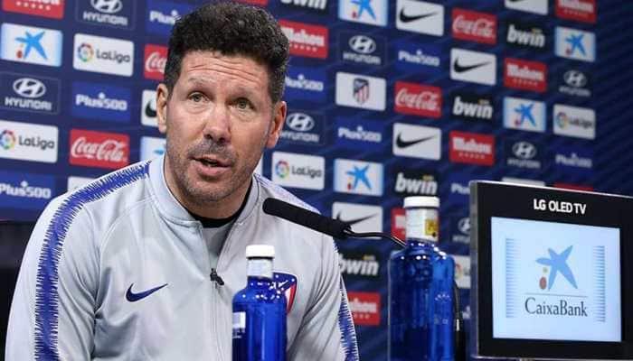 Diego Simeone renews Atletico Madrid contract until 2022