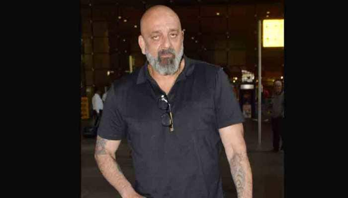 Sanjay Dutt flaunts his bald look from Panipat at airport — Take a look at his latest pictures