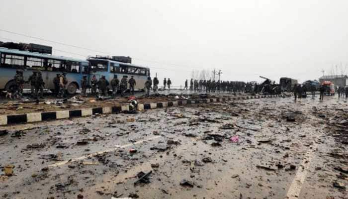 Pulwama suicide attack: Terrorist for entire world, 'freedom fighter' for Pakistani media