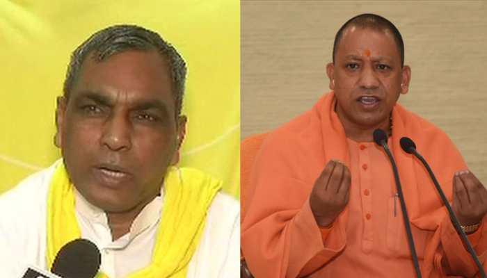Uttar Pradesh CM Yogi Adityanath didn't accept offer to give up charge of backward class welfare dept: Rajbhar
