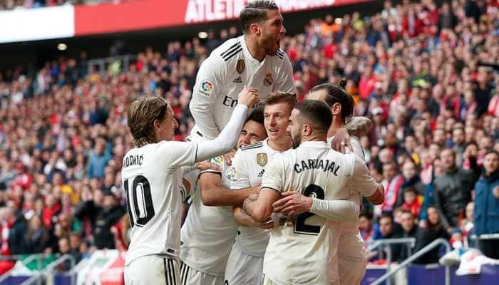 La Liga: Real Madrid suffer shock home defeat to Girona, derailing title bid