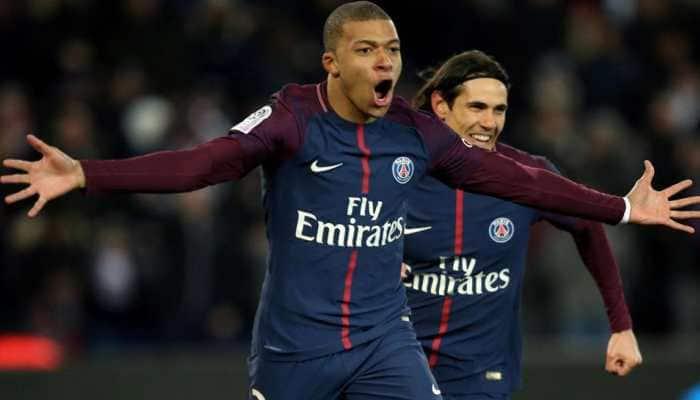 Ligue 1: Kylian Mbappe helps Paris St Germain beat St Etienne to extend lead