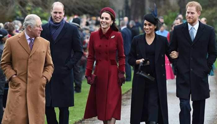 Prince William and Harry to split Royal household?