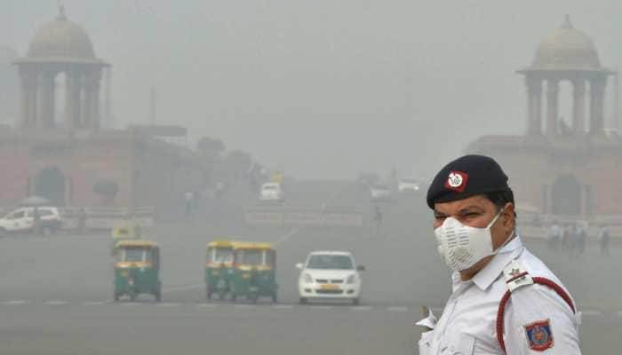 Delhi's air quality remains in 'poor' category, may improve in coming days