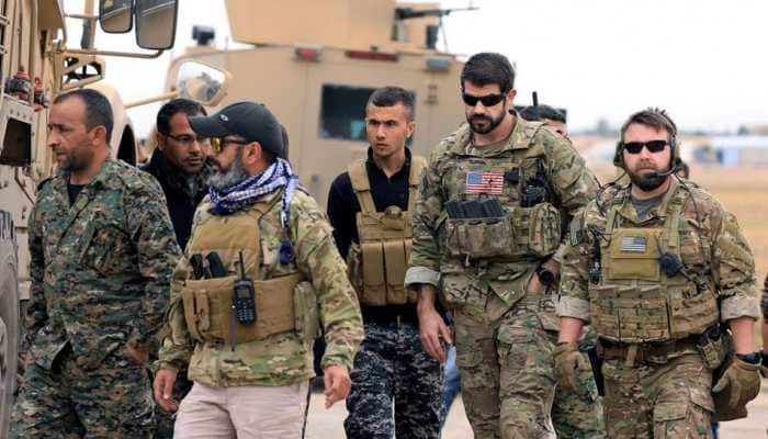 US-backed Syrian forces call for 1,500 coalition troops to stay in war-torn nation