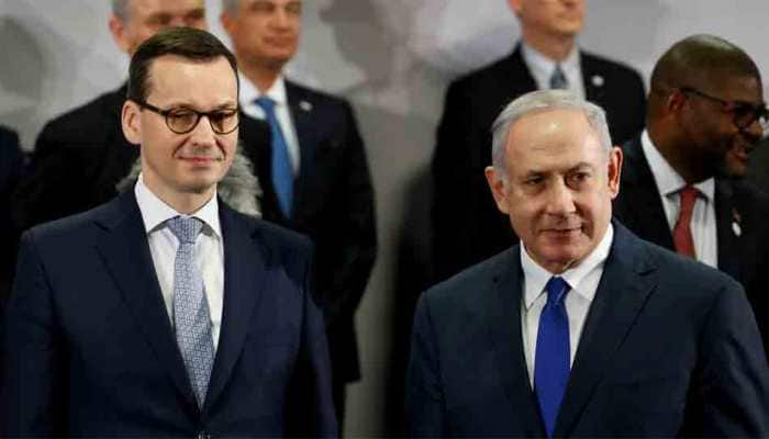 Poland pulls out of Israel meeting over anti-Polish comment