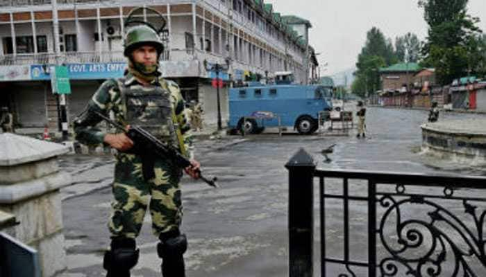 Pulwama attack: Curfew continues in J&K for the fifth consecutive day