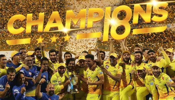 Indian Premier League 2019: List of Chennai Super Kings fixtures announced so far