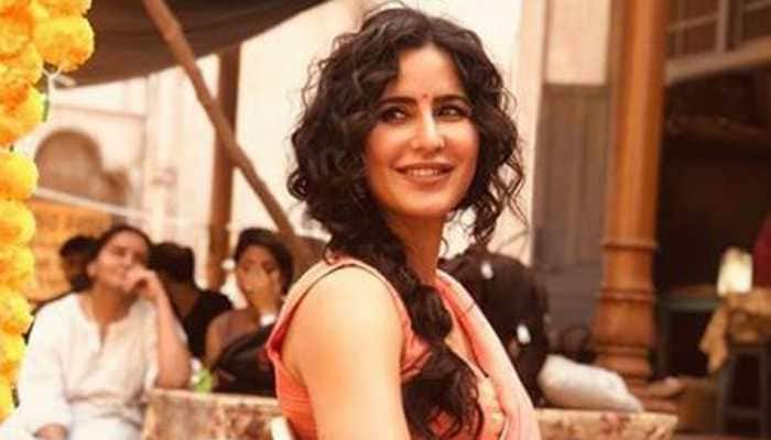 Katrina Kaif shares a breathtaking picture from the sets of Bharat-See pic
