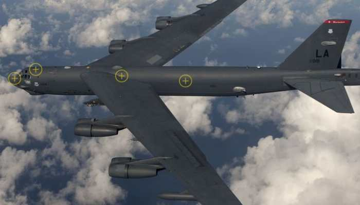 US Air Force's B-52 bomber to fly-by during Aero India 2019 in Bengaluru