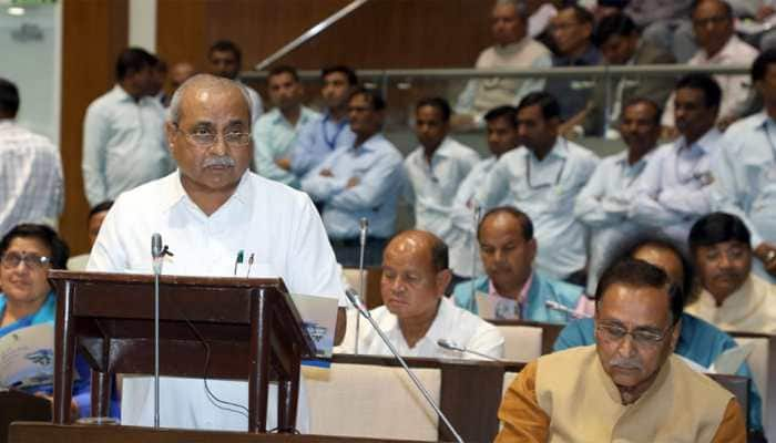 Gujarat government announces sops for poor, farmers in interim budget
