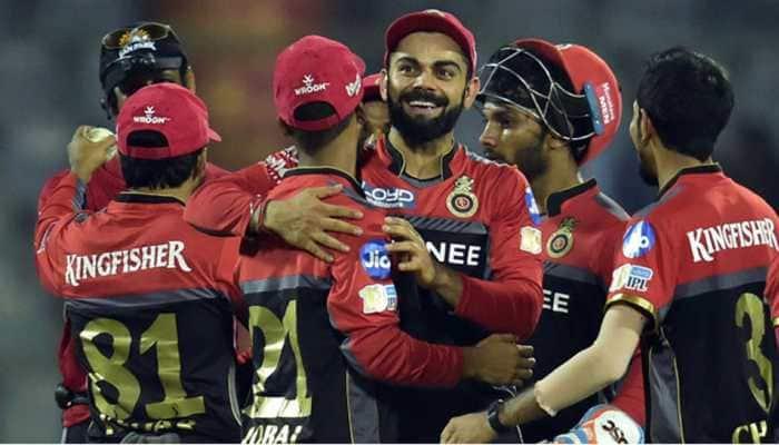 Indian Premier League 2019: List of Royal Challengers Bangalore fixtures announced so far