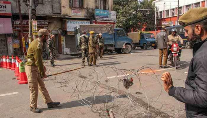 Curfew relaxed in Jammu, mobile internet services restored; class 8, 9 exams to held on Thursday