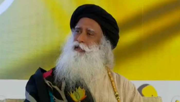 Talking peace is fashionable but can't talk peace endlessly: Sadhguru at WION Global Summit