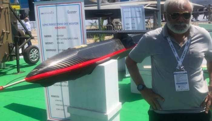 Aero India 2019: Former Vice Chief of IAF offers four missiles to armed forces