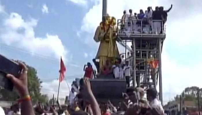 Two political parties demand renaming of Madurai airport after Tamil political figure Pasumpon Muthuramalinga Thevar