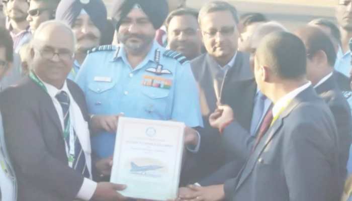 LCA Tejas gets Final Operational Clearance, DRDO hands over certificate to IAF at Aero India 2019