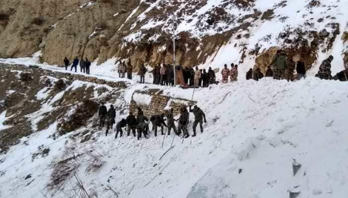 One Army jawan killed, five trapped after avalanche in Himachal Pradesh