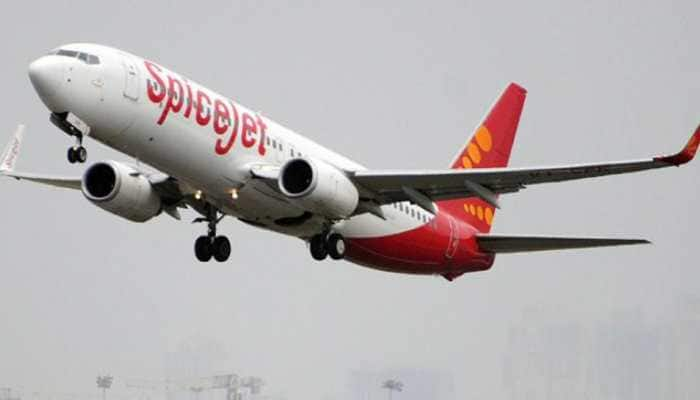 Passengers create ruckus as SpiceJet flight gets delayed due to runway closure at Delhi airport
