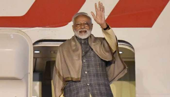 PM Narendra Modi leaves for two-day visit to South Korea