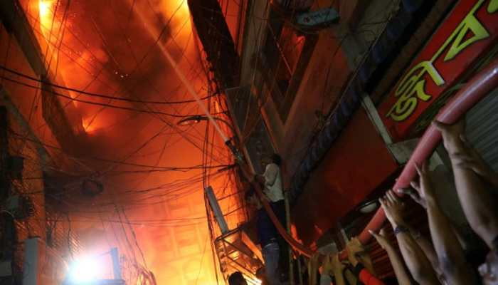 Death toll from Bangladesh building fire rises to 56