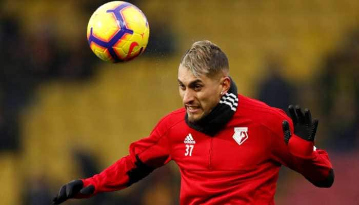 EPL: Roberto Pereyra, Isaac Success fit for Watford's trip to Cardiff