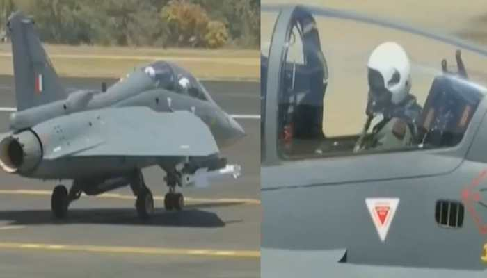 Army Chief General Bipin Rawat flies Tejas, calls it an experience of a lifetime in a wonderful aircraft