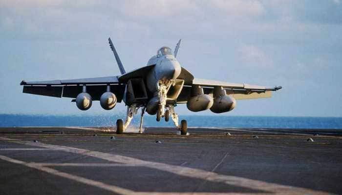 Boeing offers F/A-18 Super Hornet to IAF and Navy, meets HAL and Mahindra officials