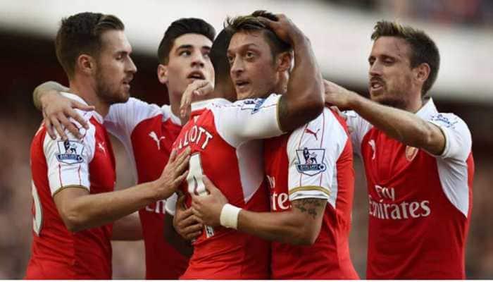 Arsenal, Chelsea storm into Europa League last-16
