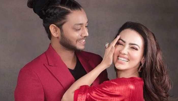 Sana Khan confirms dating Gauahar Khan's ex Melvin Louis