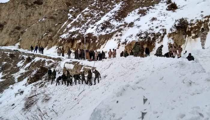 Army jawan killed in Himachal Pradesh avalanche cremated; five others still missing