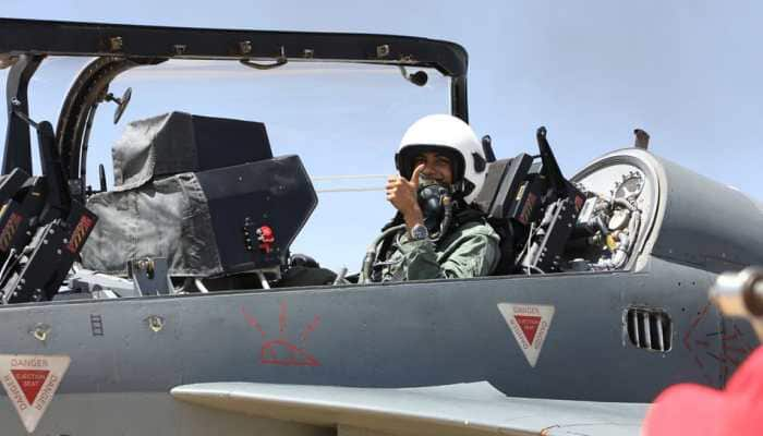 Badminton ace PV Sindhu becomes first woman to fly LCA Tejas on Aero India Women's Day