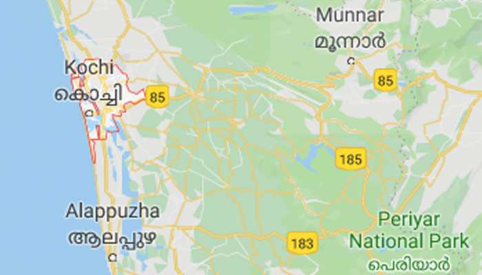 Kerala: Kochi residents hit by smoke from major fire at plastic waste plant