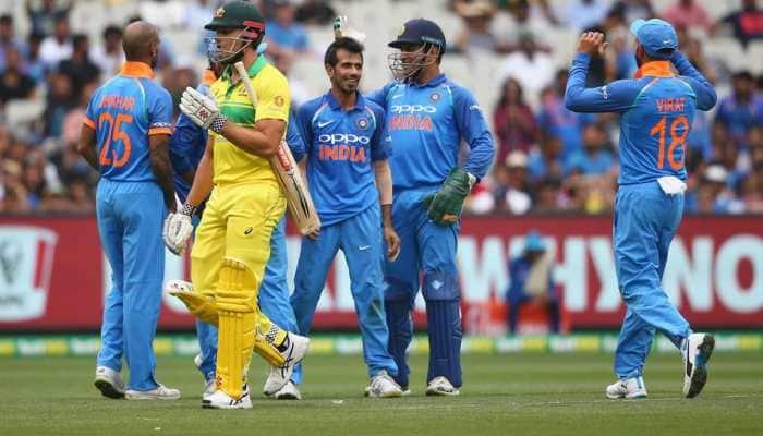 List of India's T20I records against Australia
