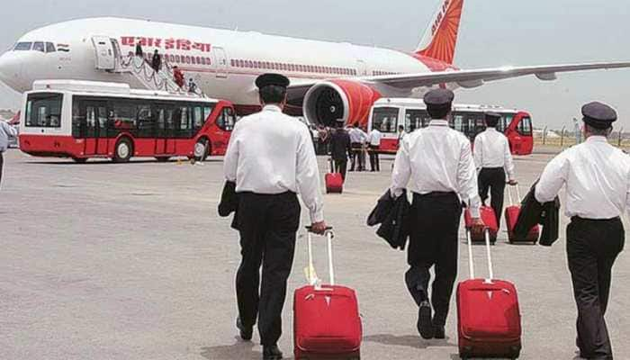 Air India staffer hit by IndiGo bus at Bengaluru airport, dragged for some distance