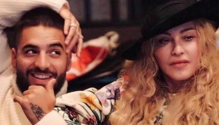 Maluma teases collaboration with Madonna