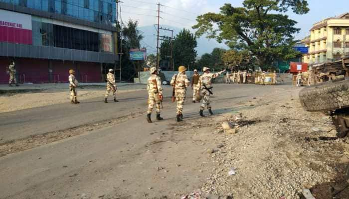 Arunachal protests: Curfew extended; opposition parties boycott all-party meet