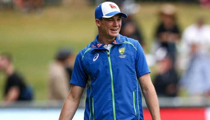 Peter Handscomb not ready to comprise with bat for glovework