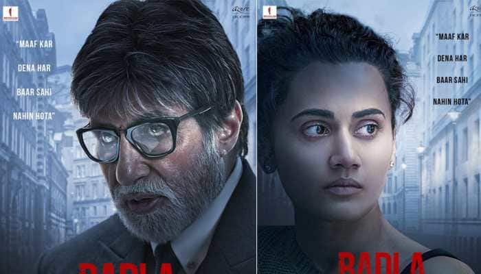 After '102 Not Out', Amitabh Bachchan turns rapper for 'Badla'