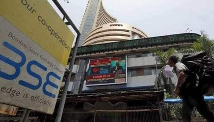 Sensex, Nifty end marginally lower, investors still cautious over India-Pak tension