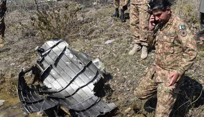 Pakistan's F-16 fighters fired 'beyond visual range missile', claim sources