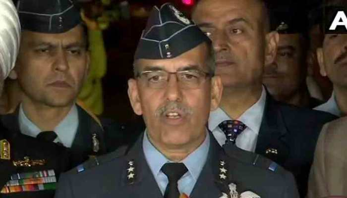 Have credible evidence to prove airstrike in Pakistan's Balakot destroyed JeM targets: IAF