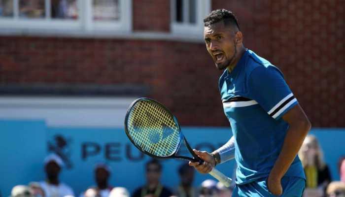 Nick Kyrgios shrugs off Rafael Nadal criticism after Acapulco clash