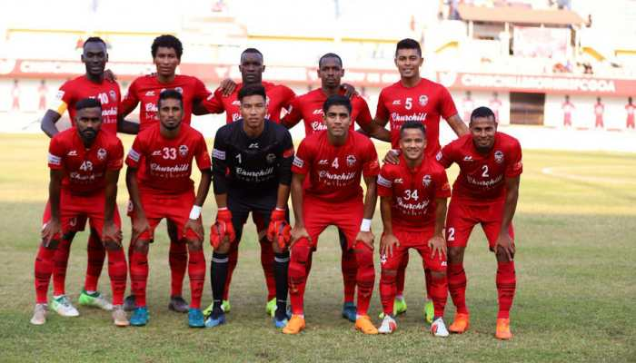 Churchill Brothers look to clinch I-League title with win over Chennai City