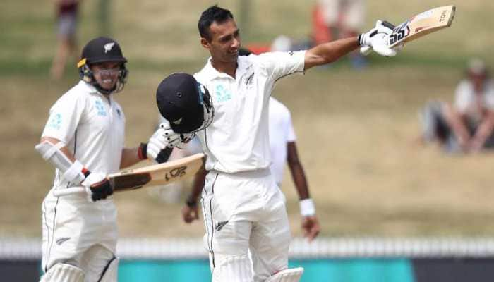 Jeet Raval brings maiden ton as New Zealand take control 1st Test against Bangladesh